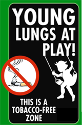 youg lungs sign